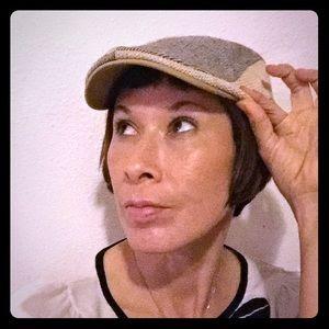 Jamont beret cabbie hat